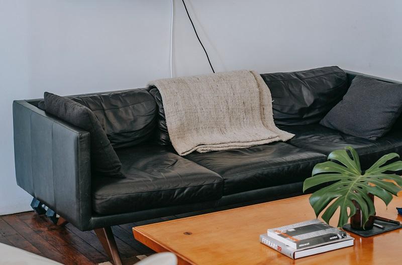 rembourrage canapé cuir carré